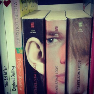 Neulich in der Bücherei