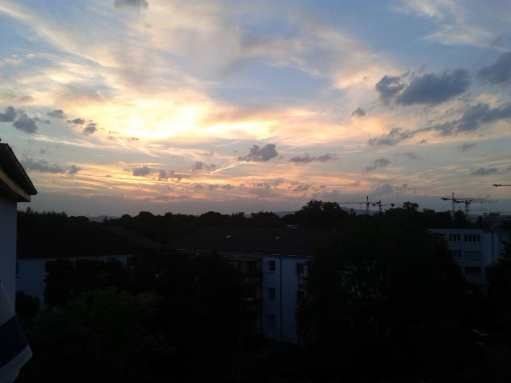 Zeigt sich Gott in der Welt?