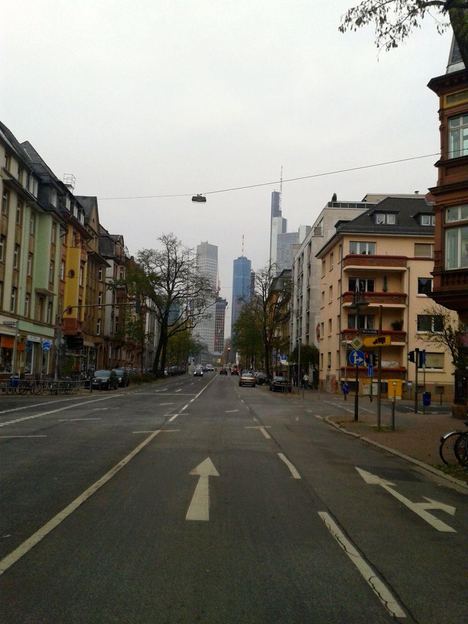 Schweizer Skylineblick