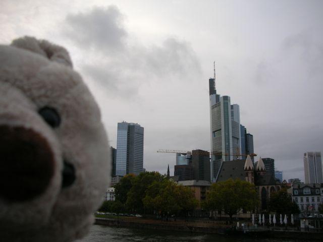 Ralfies Selfie in Frankfurt