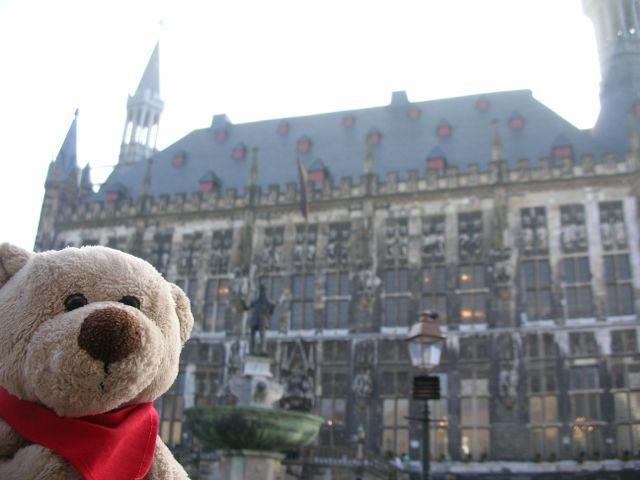 Ralfies Selfie in Aachen