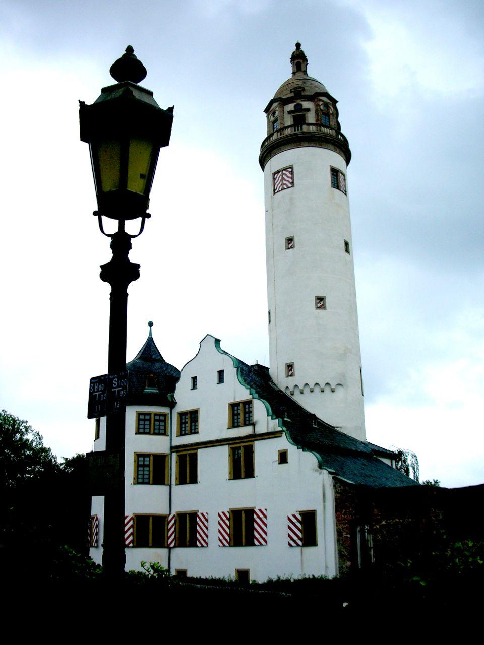Dornröschenschloss in Höchst